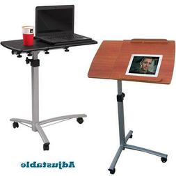 Adjustable Height Stand Up Laptop Table Lift Computer Desk R