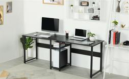 Double Computer Desk Extra Long Two Person Desk Large Office