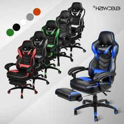 Executive Racing Gaming Computer Office Chair High Back Recl
