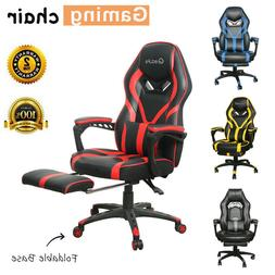 Gaming Chair Racing Ergonomic Recliner Office Chair Computer