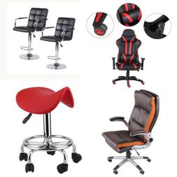 high back pu leather office chair executive