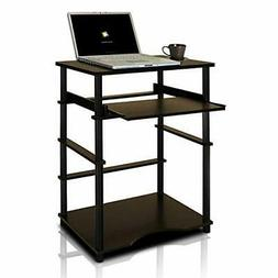 Home Computer Desk w/Keyboard Tray Laptop Notebook Study Tab