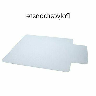 """47 47"""" Chair Home Computer PVC Protector"""