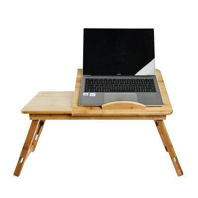 Notebook Computer Table Stand Bed Tray US