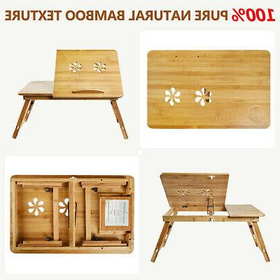 Adjustable Notebook Table Stand Bed US