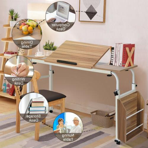 Height Desk Over Bed Sofa US