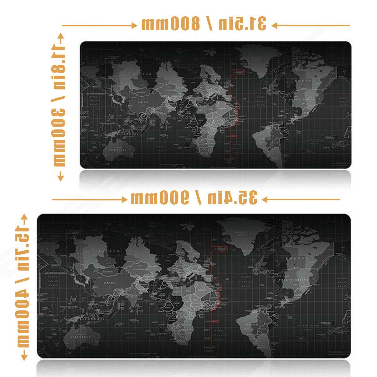 extended gaming mouse pad large size desk