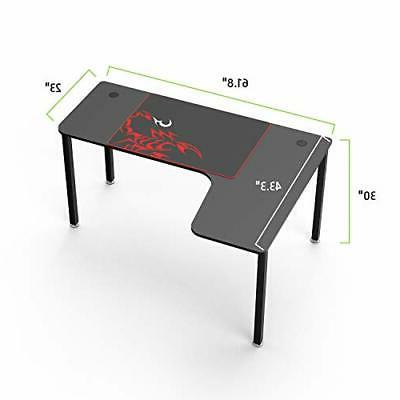 L 60 Computer Large Gaming Mouse Pad,