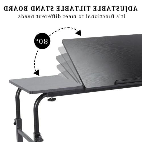 Height Desk Computer Over Bed Desk Stand US