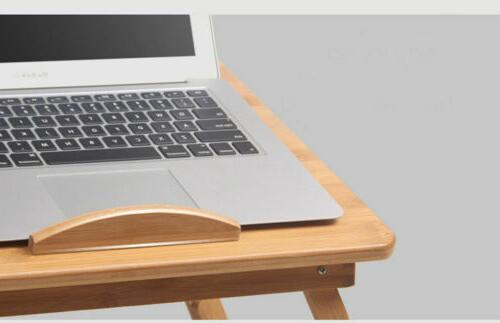 Portable Foldable Table Stand Bed Tray