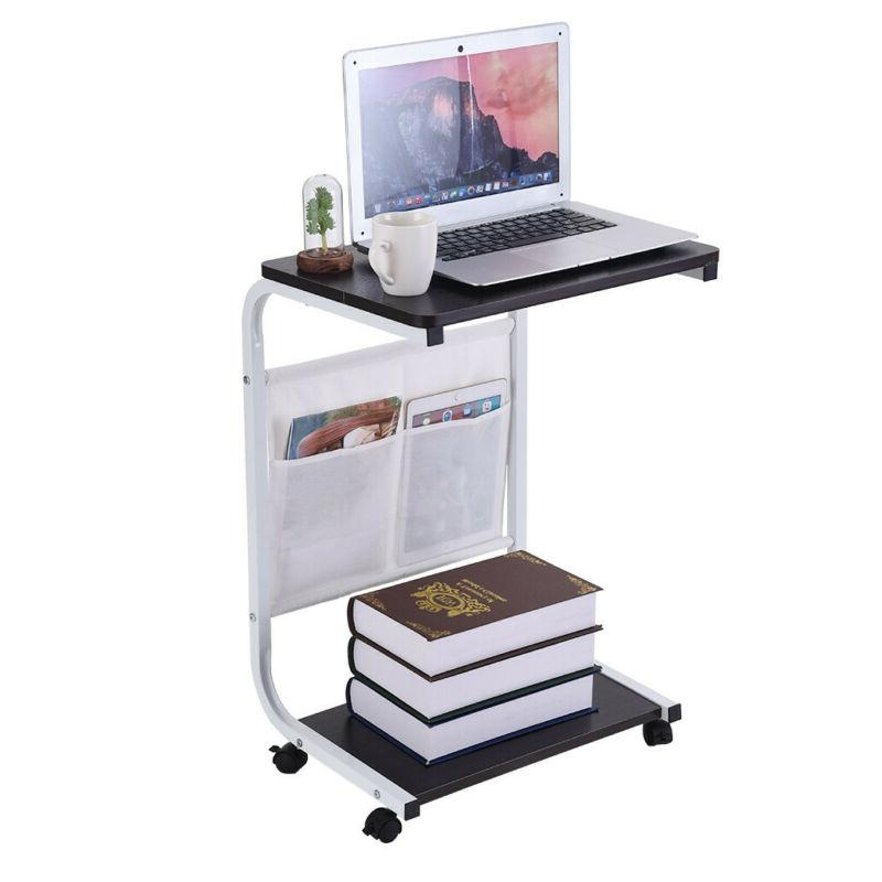 Removable Simple Table Table 18*13inch Black desk