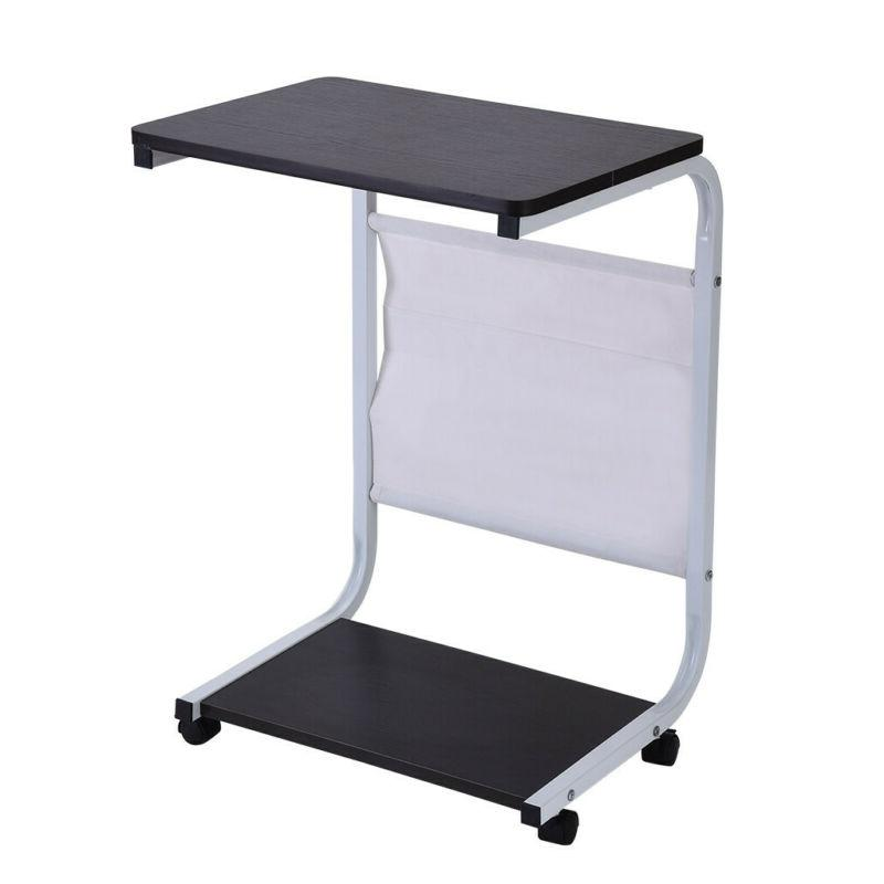 Removable Small Table Computer 18*13inch Black desk