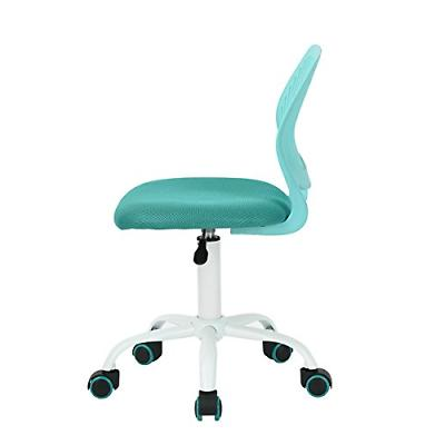 Turquoise Office Task Desk Mid Home Study