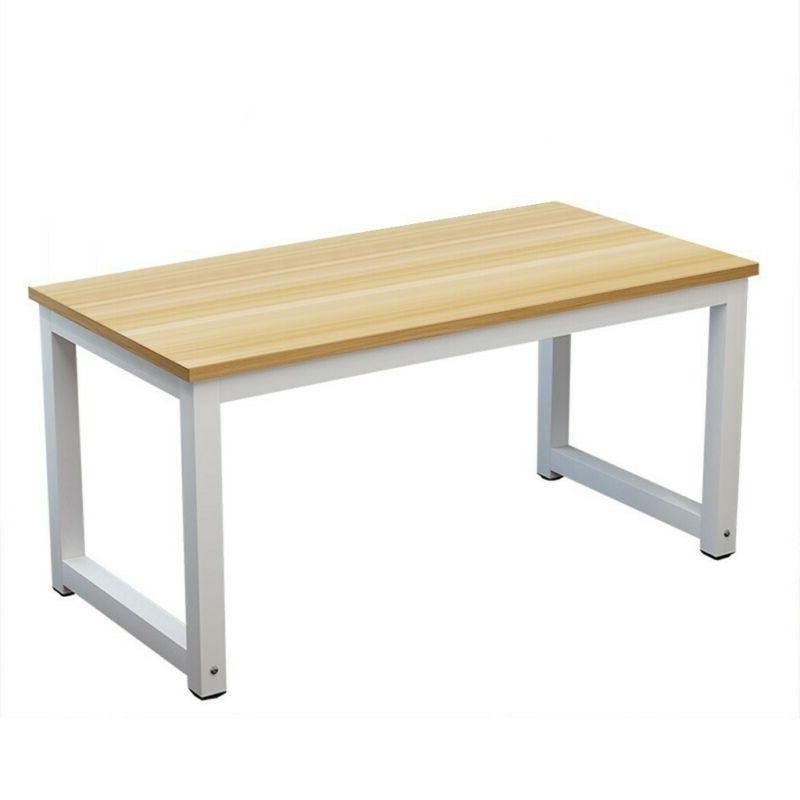 Wood Computer Desk Laptop Table Home Office FOR USA