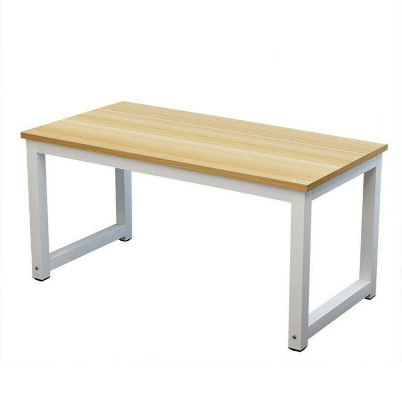 Wood Computer Desk Laptop Table Study Workstation Home FOR Study USA