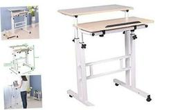 Multipurpose Home Office Computer, Mobile Sit and Stand, Wor