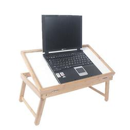 Portable Foldable Laptop Notebook Table Adjustable Stand Bed