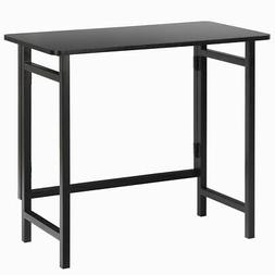 Small Computer Desk Folding Writing Table PC Laptop Home Off
