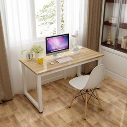 Wood Computer Table Study Desk Office Furniture PC Laptop Wo